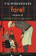 Fore The Best Of Wodehouse On Golf