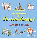 New Adventures Of Curious George Illustrated in the Style of H A Rey by Vipah Interactive