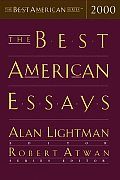 The Best American Essays 2000 (Best American Essays) Cover