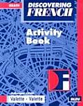 Discovering French Blue Activity '96