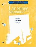 Language Network: Grammar, Usage, and Mechanics Workbook