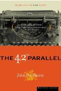 U.S.A. #01: The 42nd Parallel Cover
