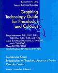 Graphing Technology Guide For Precalculus & Calculus