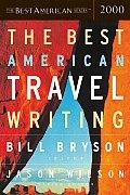 Best American Travel Writing 2000