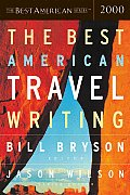 The Best American Travel Writing 2000 (Best American Travel Writing) Cover