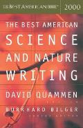 Best American Science & Nature Writing 2000