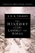 History Of The Lord Of The Rings 4 Volumes
