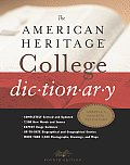 American Heritage College Dictionary 4TH Edition