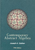 Outlines & Highlights for Contemporary Abstract Algebra by Gallian,  Cover