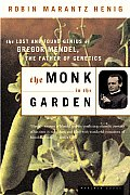 Monk in the Garden (00 Edition) Cover