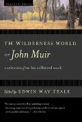 The Wilderness World of John Muir Cover