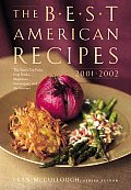 Best American Recipes 2001 2002