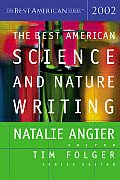 The Best American Science and Nature Writing (Best American Science & Nature Writing) Cover