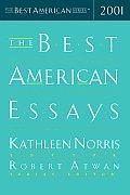 The Best American Essays (Best American Essays) 2001