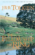 Lord of the Rings #01: The Fellowship of the Ring: Being the First Part of the Lord of the Rings Cover