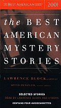 The Best American Mystery Stories 2001 (Best American Mystery Stories) Cover