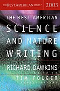 Best American Science & Nature Writing 2003