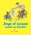Jorge el Curioso Monta en Bicicleta / Curious George Rides a Bicycle