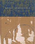 Basic Statistics for the Behavioral Sciences 4e