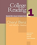 College Reading 1 (06 Edition) Cover