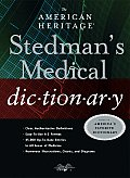 American Heritage Stedmans Medical Dictionary
