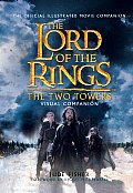 The Lord of the Rings: The Two Towers Visual Companion Cover
