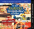 The Best American Nonrequired Reading (2002) Cover
