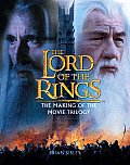 The Lord of the Rings: The Making of the Movie Trilogy Cover