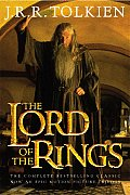 Lord of the Rings Movie Tie in Cover Cover