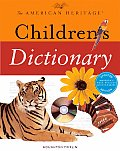 The American Heritage Children's Dictionary (American Heritage Dictionary)