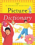 American Heritage Picture Dictionary 2003 Edition Cover