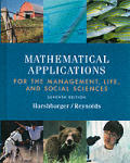 Outlines & Highlights for Mathematical Applications for the Management, Life, and Social Sciences by Harshbarger