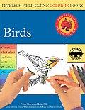 Peterson Field Guide Color In Book Birds
