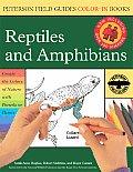 Peterson Field Guide Color In Books Reptiles & Am