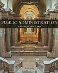 Public Administration Concepts & Cas 8th Edition