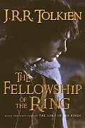 Fellowship of the Ring : Being the First Part of the Lord of the Rings (94 Edition) Cover