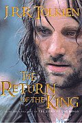 Return of the King Lord of the Rings 03 movie cover