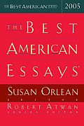 The Best American Essays 2005 Cover