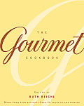 The Gourmet Cookbook: More Than 1,000 Recipes (Book Only) Cover