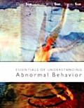 Essentials of Understanding Abnormal Behavior (05 - Old Edition)