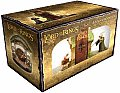 The Lord of the Rings Book and Bookends Gift Set