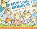 Five Little Monkeys Play Hide & Seek