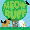 Meow Ruff A Story In Concrete Poetry