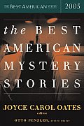 The Best American Mystery Stories 2005 (Best American Mystery Stories) Cover