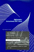 DVD for Aufmann/Barker/Lockwood's Basic College Mathematics