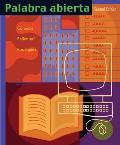 Palabra Abierta (2ND 07 Edition)