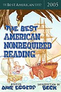 The Best American Nonrequired Reading 2005 (Best American Nonrequired Reading) Cover