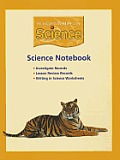 Houghton Mifflin Science: Notebook Consumable Level 5
