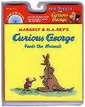 Curious George Feeds the Animals [With CD]