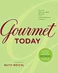 Gourmet Today: More Than 1000 All-New Recipes for the Contemporary Kitchen Cover